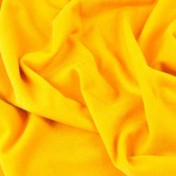 Welur żółty