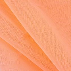 Tiul Dekoracyjny łososiowy