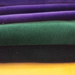 MIX Ścinki Aksamit bawełniany , końcówki - 1kg