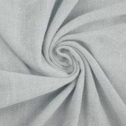 Len z wiskozą ubraniowy - jasno szary (Ghost gray)