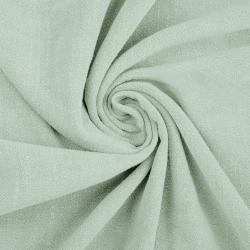 Imagén: Len z wiskozą ubraniowy - jasna szałwia (Sky gray)