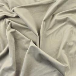 Aksamit zasłonowy - ciepły khaki
