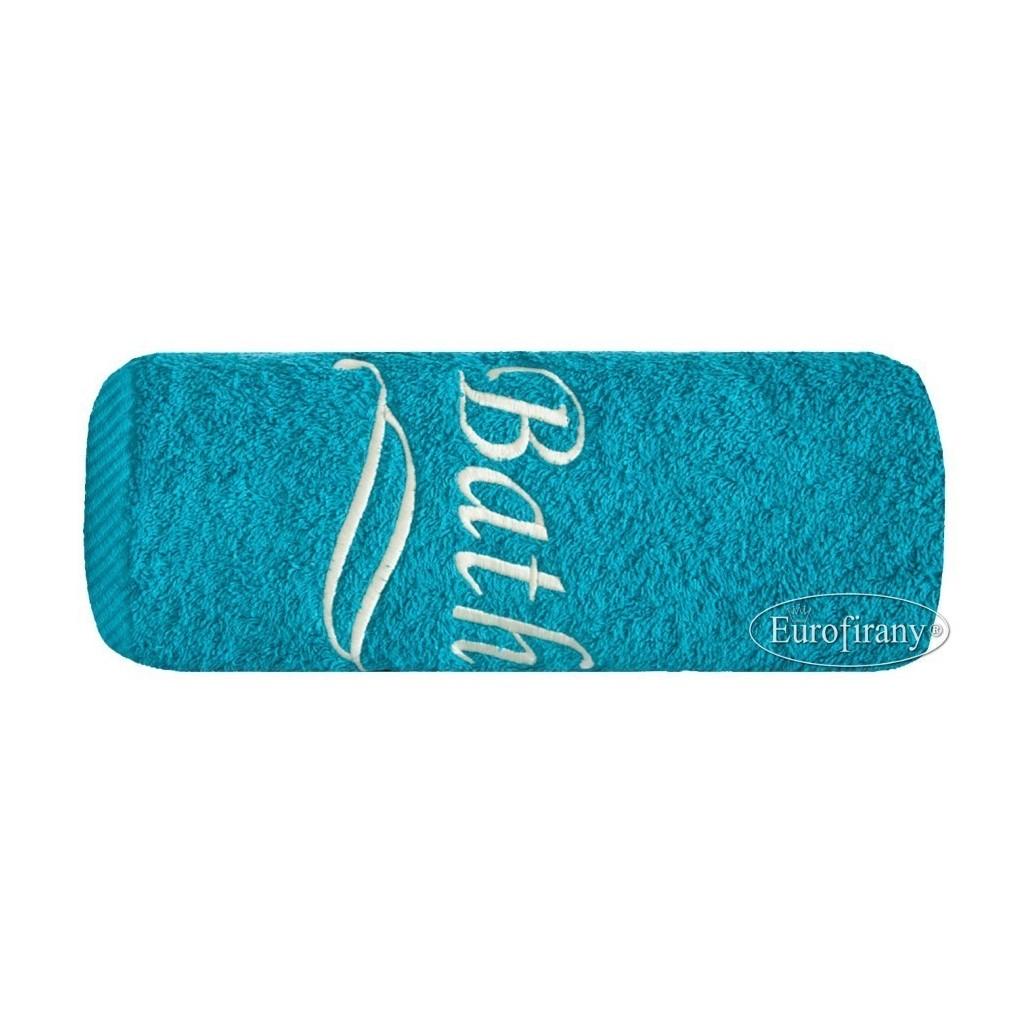 Ręcznik Bath 50x90 turkus