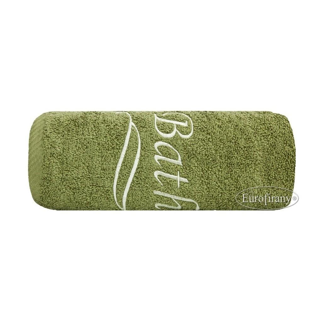 Ręcznik Bath 50x90 zielony