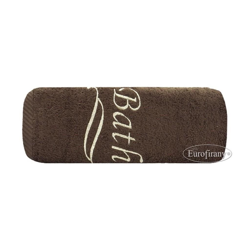 Ręcznik Bath 70x140 brąz