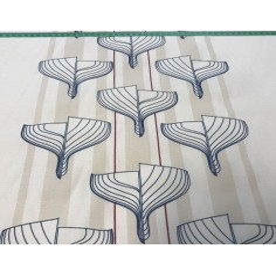 Tkanina zasłonowa Lejki CANVAS