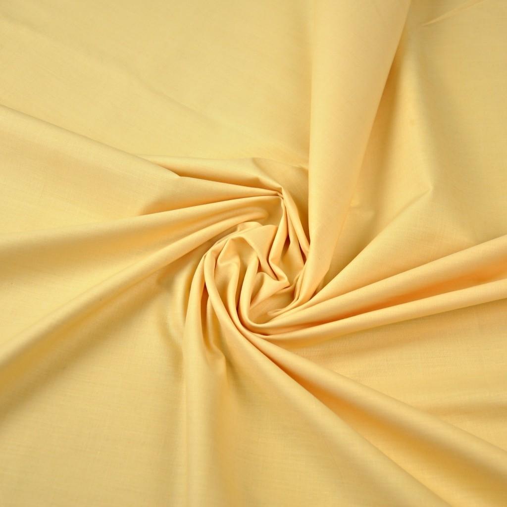 Tkanina gładka brzoskwinia 220cm