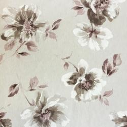 Tkanina Zasłonowa kwiaty 8 CANVAS