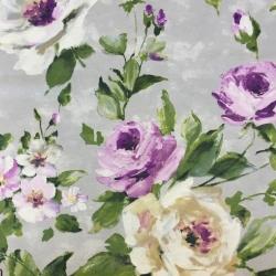 Tkanina Zasłonowa kwiaty 20 CANVAS