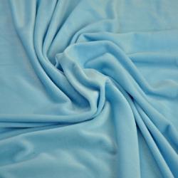Welur miki błękitny