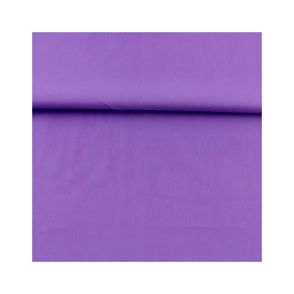 Tkanina gładka fioletowa