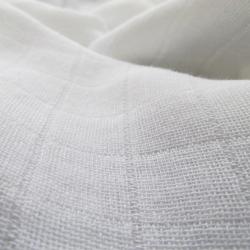 Tkanina Tetra bawełniana biała