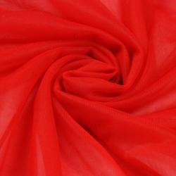 Szyfon Dekoracyjny czerwony