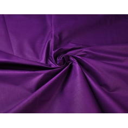 Tkanina gładka ciemny fioletowy
