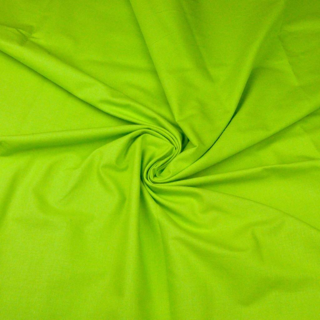 Tkanina gładka zielona 13