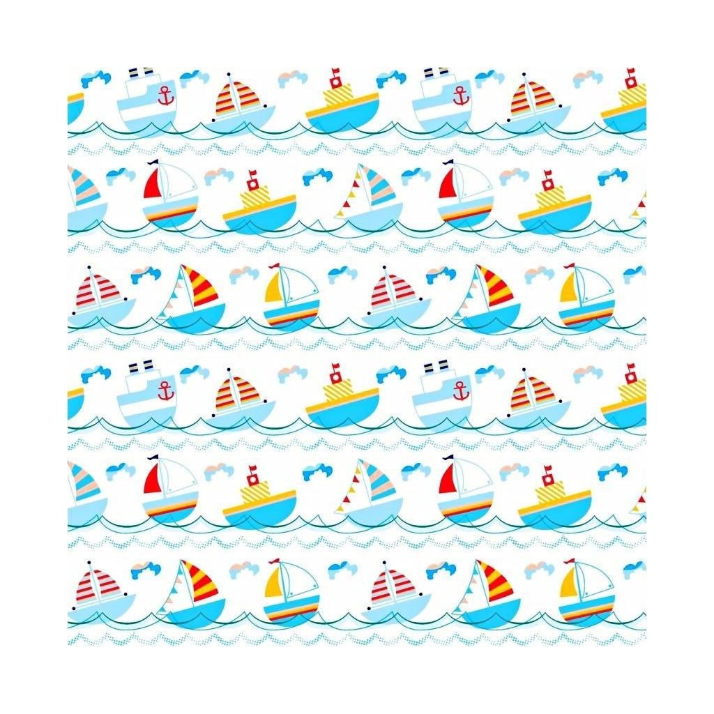 Tkanina w łódeczki