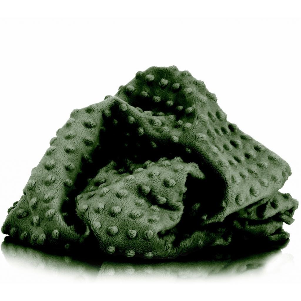 Materiał Minky Premium zgniły zielony (Winter Moss)