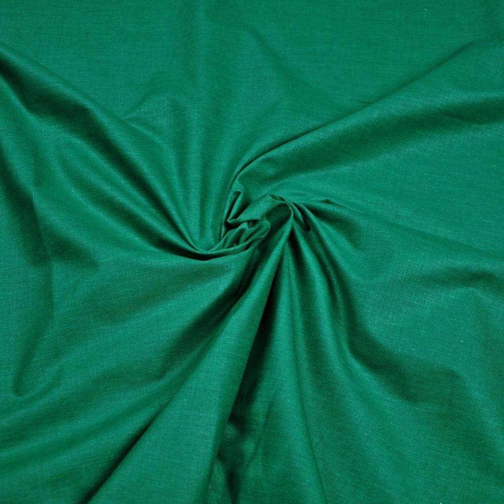 Tkanina gładka zieleń chirurgiczna