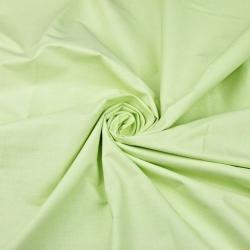 Tkanina gładka pistacjowa 220cm