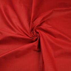 Tkanina gładka ciemno czerwona 220cm