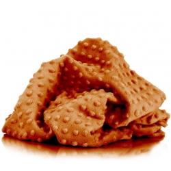 Materiał Minky Premium dyniowy (Pumpkin Spice)