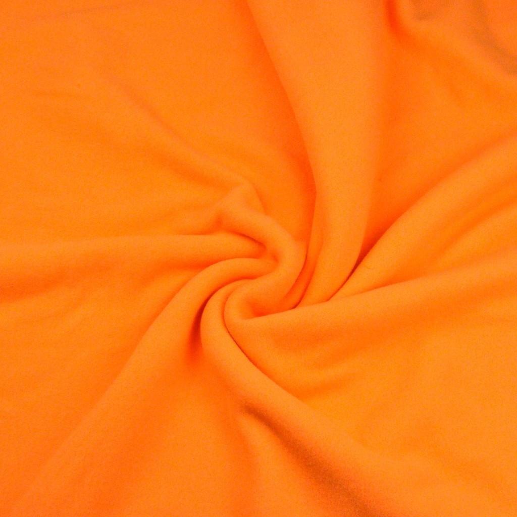 Tkanina Polar Premium pomarańczowy