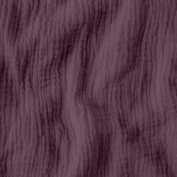 Imagén: Tkanina Muślin double gauze winogronowy (grape shake)