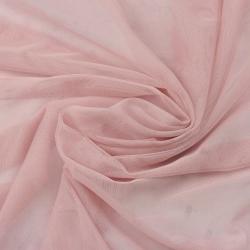 Tiul ubraniowy miękki - brudny róż