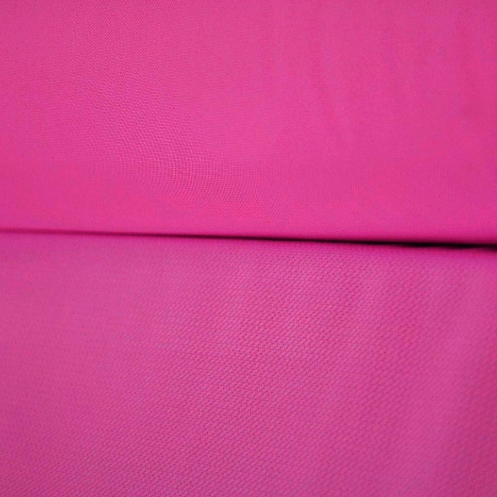 Velvet gładki ciemny róż - 4