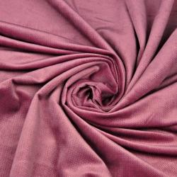 Imagén: Velvet gładki brudny róż 25