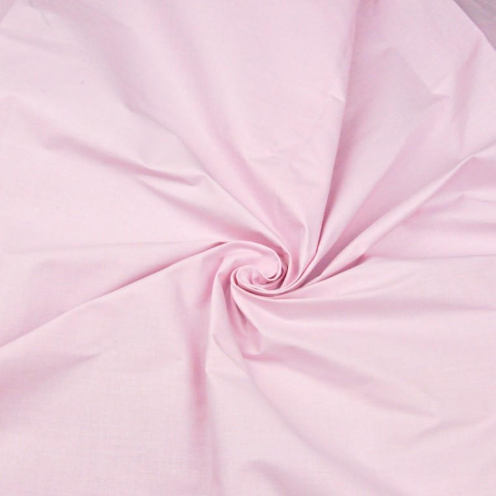 Tkanina jasno różowa 220cm