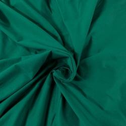 Dzianina bawełniana Jersey jednokolorowa butelkowy zielony