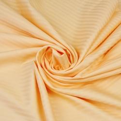 Imagén: Adamaszek bawełniany brzoskwiniowy paski