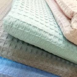 Ścinki Wafel bawełniany, końcówki - 1 kg