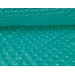 Materiał Minky morski 15