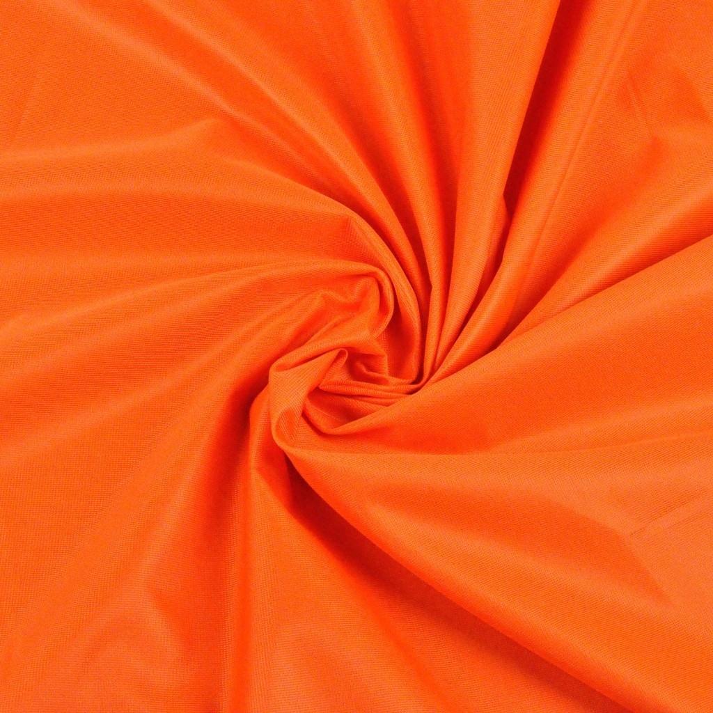Dederon pomarańczowy gruby