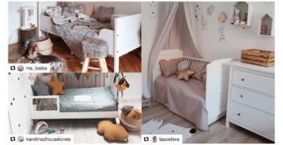 Urządzamy pokój dziecka! (cz.4/4) – 12 inspirujących kont Instagramowych!