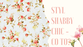 Shabby chic co to