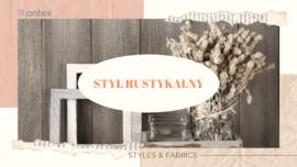 styl rustykalny