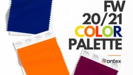 Modne kolory jesień 2020